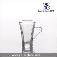 85ml Mini verre Mug avec poignée