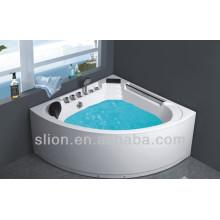 new massage bath tube with corner device