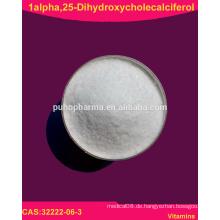 1alpha, 25-Dihydroxycholecalciferolpulver (32222-06-3) Calcitriol