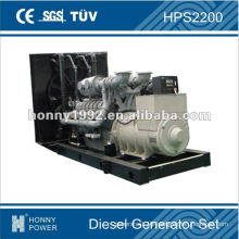 2000kVA Diesel generator set,HPS2200, 50Hz