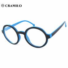 Marcos de gafas redondos personalizados sin almohadillas de nariz
