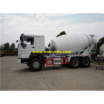 SINOTRUK 6000L Transit Mix Camions