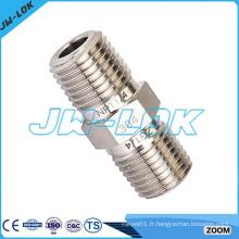 Raccords de tuyaux en fonte ductile / montage de tuyaux / raccords de tuyauterie en acier inoxydable