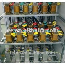 Wechselnde aktuelle Schaltanlagen, schützende Wechsel Gerät verpacken