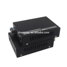 20Km Ethernet медиа-преобразователь медиа-приемопередатчика 10/100/1000 Base dual fiber media converter module с LC-коннектором