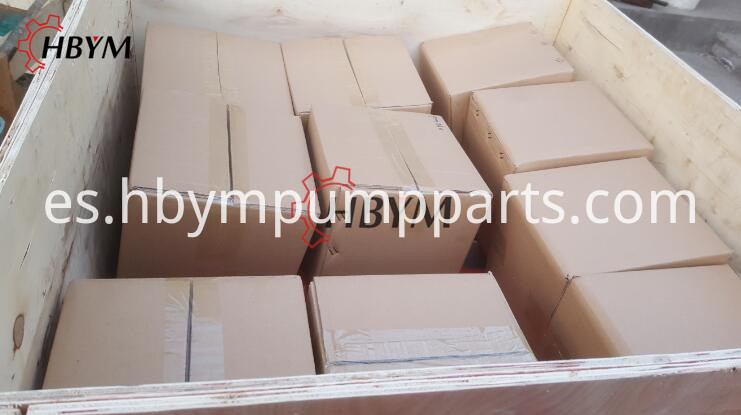 packaging of pm motor omh500