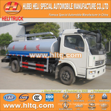 DONGFENG 4x2 LHD/RHD 6000L fecal truck 120hp cheap price