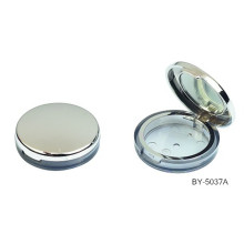 Luxury Round Compact Powder Container