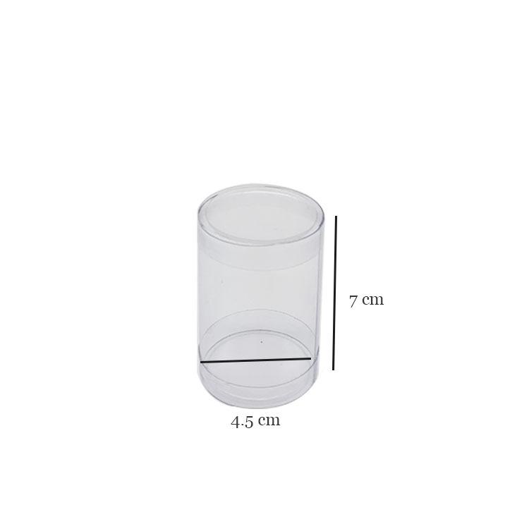 Plastic Cylinder Tube