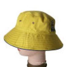 Chapeau à godet contrastant (Bt003)