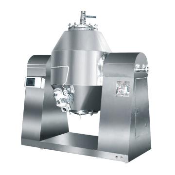 Secador de vácuo rotativo industrial contínuo com lâminas