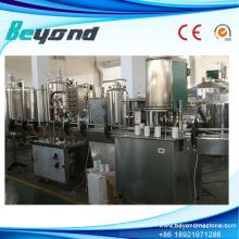 Machine de remplissage de boisson en aluminium et équipement / équipement