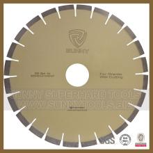 Алмазный отрезной диск Sunny Granite