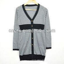 13STC5492 ladies long sweater coats