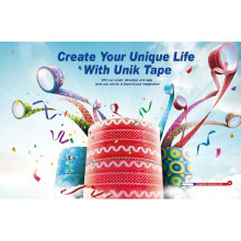 DIY Decoration Tape for Art& Craft