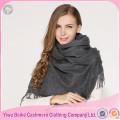 2107 usine prix excellente qualité personnalisé femmes cachemire tricoté écharpe