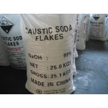 Caustic Soda Flakes with Purity 99% 98% 96%