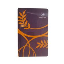 Cartão de porta de cartão com chave RFID HF 13,56 MHz personalizado