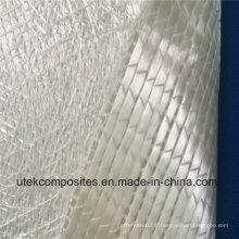 0/90 degré Pas de tapis de fibre de verre brodé par sertissage pour pultrusion