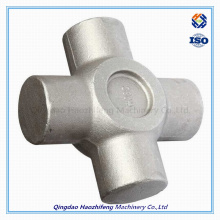 Stainless Steel Auto Part Cross Coupling by Forged Processing