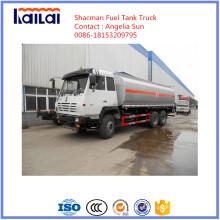 Camión cisterna de combustible Shacman Camión cisterna Dlong 8X4 40000L