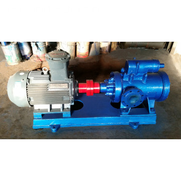 Horizontal Three Screw Oil Pump