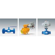 Alta calidad y válvula de bola de hierro dúctil de alta presión
