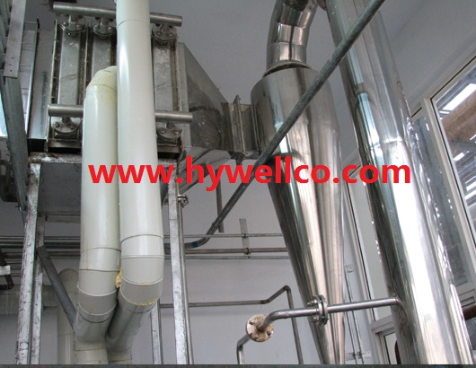 Amino Acid Granule Fluidizing Dryer