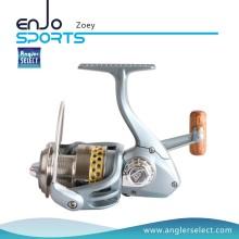 Angler Select Zoey Spinnrolle Süßwasser 10 + 1 Bb Big Game Angelrolle (Zoey 600)