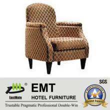 Стул для отдыха с деревянной рамкой (EMT-016)