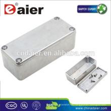 Caja de pedales de caja de aluminio hammond 1590A