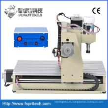 Fresadora CNC de corte de grabado acrílico de madera