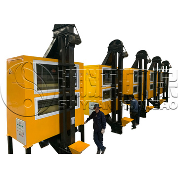 98% Reinheit Pvc Panel Separator Machine