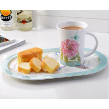 (BC-MK1014) Fashinable Design Reusable Melamine 2PCS Dinner Set