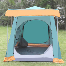 Wholesale Outdoor 4-6 People′s Family Camping Park Super Tent