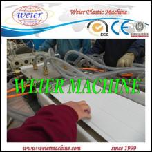 Máquina de fazer placa de espuma de PVC, maquinaria de plástico