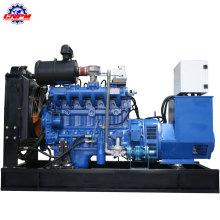 China manufacturer 50kw/68hp NG/biogas generator set