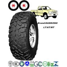 Lt285 / 70r17 All Terrain Reifen SUV 4X4 Reifen Schlamm Reifen Passagier Reifen