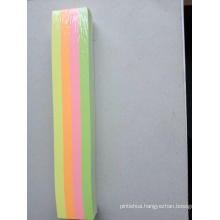 80GSM Color Paper Strip for Holiday Decoration