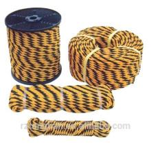 recycler la corde en plastique