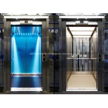 Modernización completa de puertas para elevadores de múltiples marcas.
