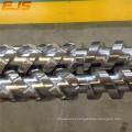 bimetallic screw with Ni60 from KENNAMETAL STELLITE