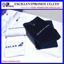 Toalla promocional de golf de algodón de alta calidad (EP-T58704)