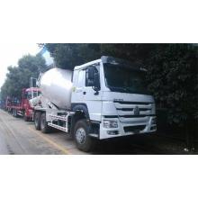 Camion mélangeur à béton HOWO 6 * 4 Cement Mixer
