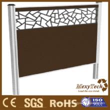 Aluminium Wood Folding Screen