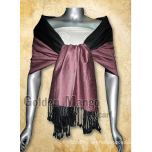 Double Face Pashmina acrylic shawl