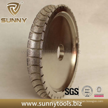 Good Performance Electroplated Wheel Diamond Profiling Wheel for Sale