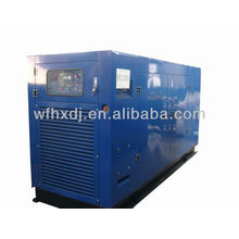 60KVA diesel generator with silced box