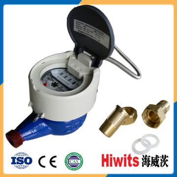 Eletrônica barata fotoelétrica leitura direta ISO 4064 Classe B Water Meter