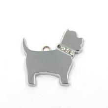 Vente en gros Pendentifs en alliage de zinc Pendentif en forme de chien